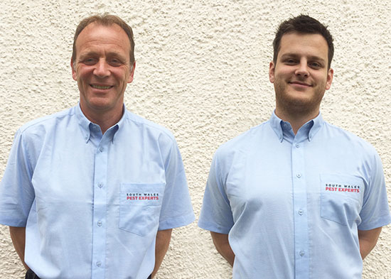 The South Wales Pest Experts Team